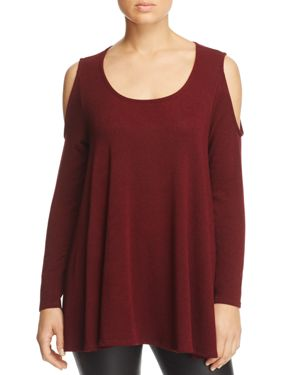 Nally & Millie Cold Shoulder Sweater - 100% Exclusive