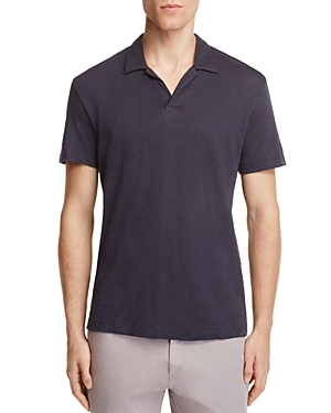Theory Willem Nebulous Slim Fit Polo Shirt