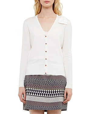 Ted Baker Bow-Detail Cardigan