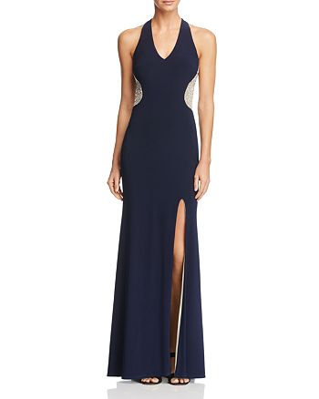 Avery G - Embellished Gown