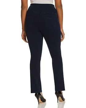 Lyssé Plus - Straight Denim Pants