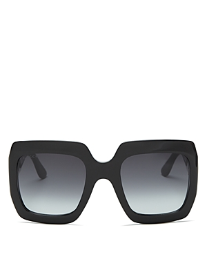 Gucci Women\\\'s Oversized Square Sunglasses, 54mm-Jewelry & Accessories