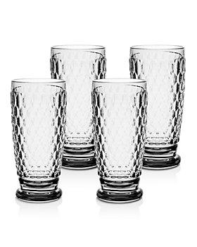 Villeroy & Boch - Boston Highball Glass, Set of 4