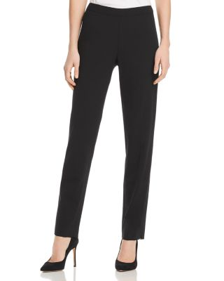 Bleecker Straight Leg Pants by Lafayette 148 New York