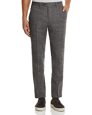 Ted Baker Gridtro Regular Fit Trousers