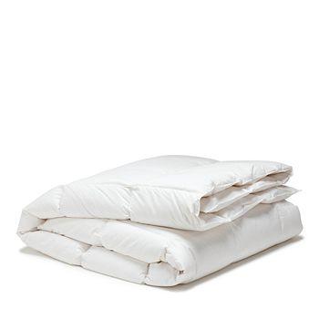 Coyuchi - Organic Winter Weight Down Comforter Insert, Twin