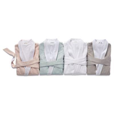 $Coyuchi Women's Organic Cotton Sateen Terry Robe - Bloomingdale's