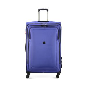 Delsey Cruise Soft 29 Expandable Spinner with Suiter