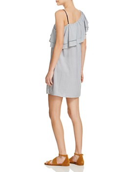 Splendid - Ruffled One-Shoulder Dress - 100% Exclusive