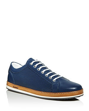 Canali Perforated Sneakers