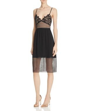Theory Melaena Lace Dress