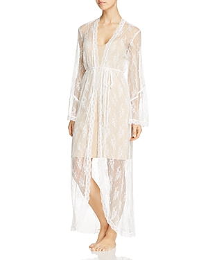 Jonquil Lace Robe