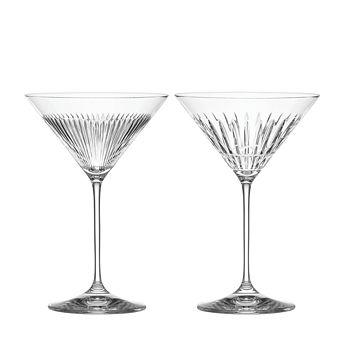 Thomas O'Brien for Reed & Barton - New Vintage Martini Glass, Set of 2