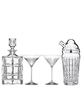 Thomas O'Brien for Reed & Barton - New Vintage Barware Collection