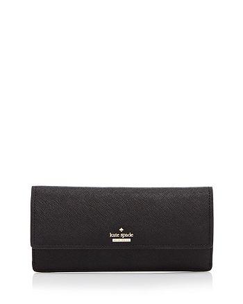 kate spade new york - Cameron Street Alli Saffiano Leather Wallet