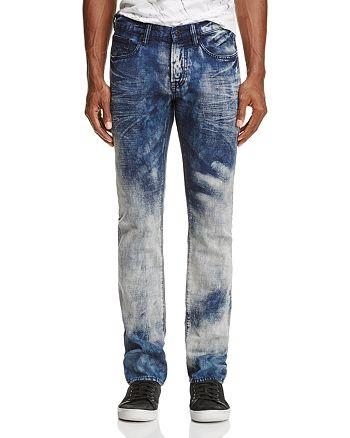 PRPS Goods & Co. - Lightweight Demon Slim Fit Jeans in Indigo