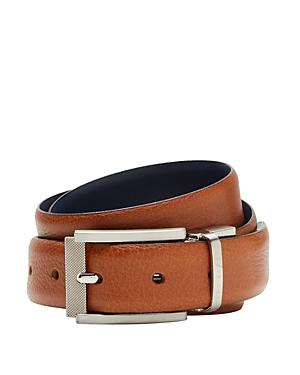 Ted Baker Reversible Textured Belt