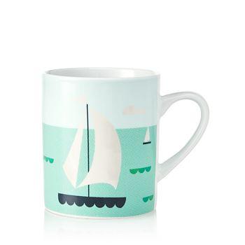 Magpie & Jay - Ahoy Yacht Big Mug