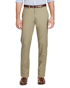 Polo Ralph Lauren Stretch Cotton Classic Fit Chino Pants