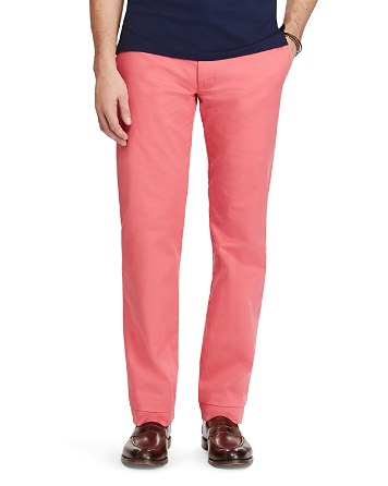 $Polo Ralph Lauren Stretch Cotton Classic Fit Chino Pants - Bloomingdale's
