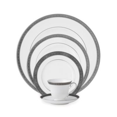 Newgrange Platinum Tea Saucer