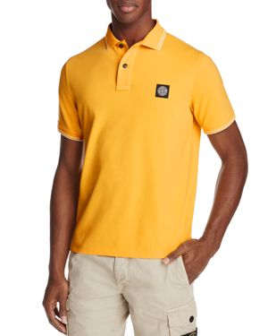 Stone Island Regular Fit Polo Shirt