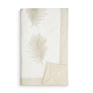Yves Delorme Palmbay Counterpane Blanket