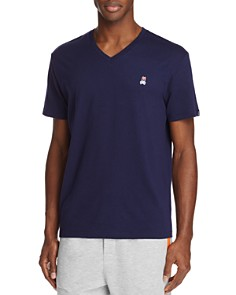 Psycho Bunny Classic V-Neck Lounge Tee - Bloomingdale's_0