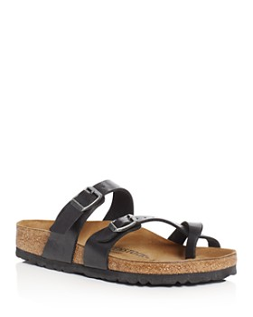 50077f57fcf Birkenstock - Women s Mayari Buckled Slide Sandals ...