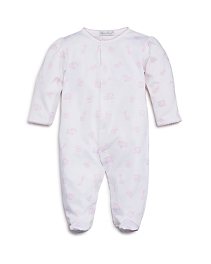 Kissy Kissy Infant Girls' Animal Print Footie, Sizes 0-9 Months - 100% Exclusive