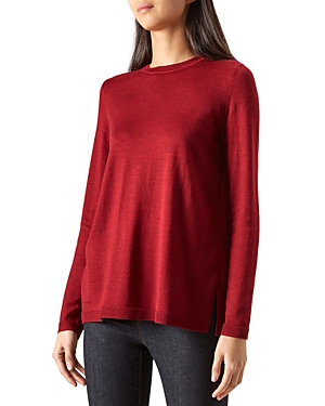 Hobbs London Cassidy Merino Wool-Blend Sweater