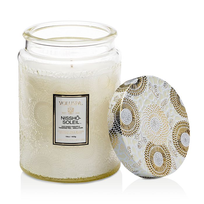 Voluspa - Japonica Nissho Soleil Large Glass Candle