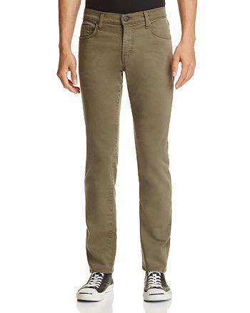 J Brand - Kane Straight Fit Pants in Keckley Eri