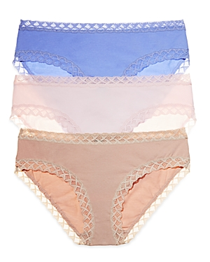 Natori Bliss Girl Briefs, Set of 3
