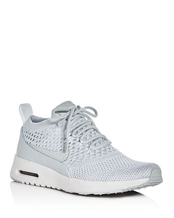 Nike - Women's Air Max Thea Ultra FlyKnit Lace Up Sneakers