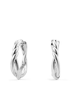 David Yurman - Continuance Hoop Earrings