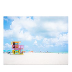 Art Addiction Inc. The Lifeguard Stand Wall Art - Bloomingdale's Registry_0