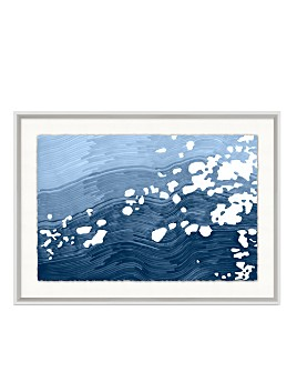 Bloomingdale's Artisan Collection - Dappled Waves I Wall Art