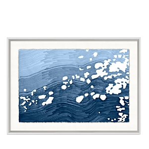 Wendover Art Group Dappled Waves I Wall Art