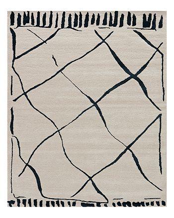 kate spade new york - Gramercy Sketch Area Rug, 9' x 12'