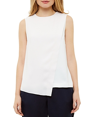 Ted Baker Paneled Overlay Top