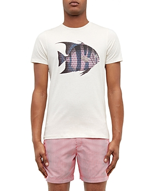 Ted Baker Fish Graphic Tee