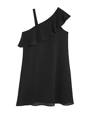 Aqua Girls' Ruffle Shift Dress, Big Kid - 100% Exclusive