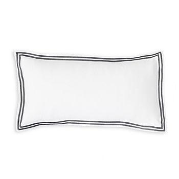 "Hudson Park Collection - ""Italian Percale"" Decorative Pillow, 10"" x 20"" - 100% Exclusive"
