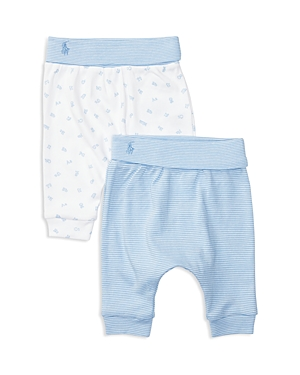Ralph Lauren Childrenswear Boys Interlock Pants Set of 2  Baby