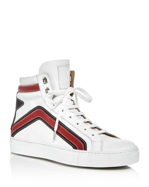 Belstaff Dillon High Top Sneakers