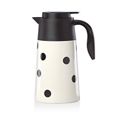 kate spade new york - Kitchen Deco Dot Hot Beverage Carafe