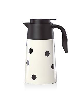 kate spade new york - Kitchen Deco Dot Hot Beverage Carafe