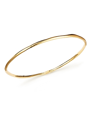Ippolita 18K Gold Glamazon Thin Bangle