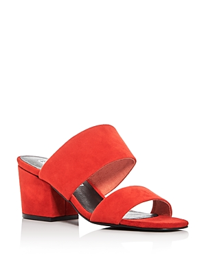 Sol Sana Tina Block Heel Slide Sandals